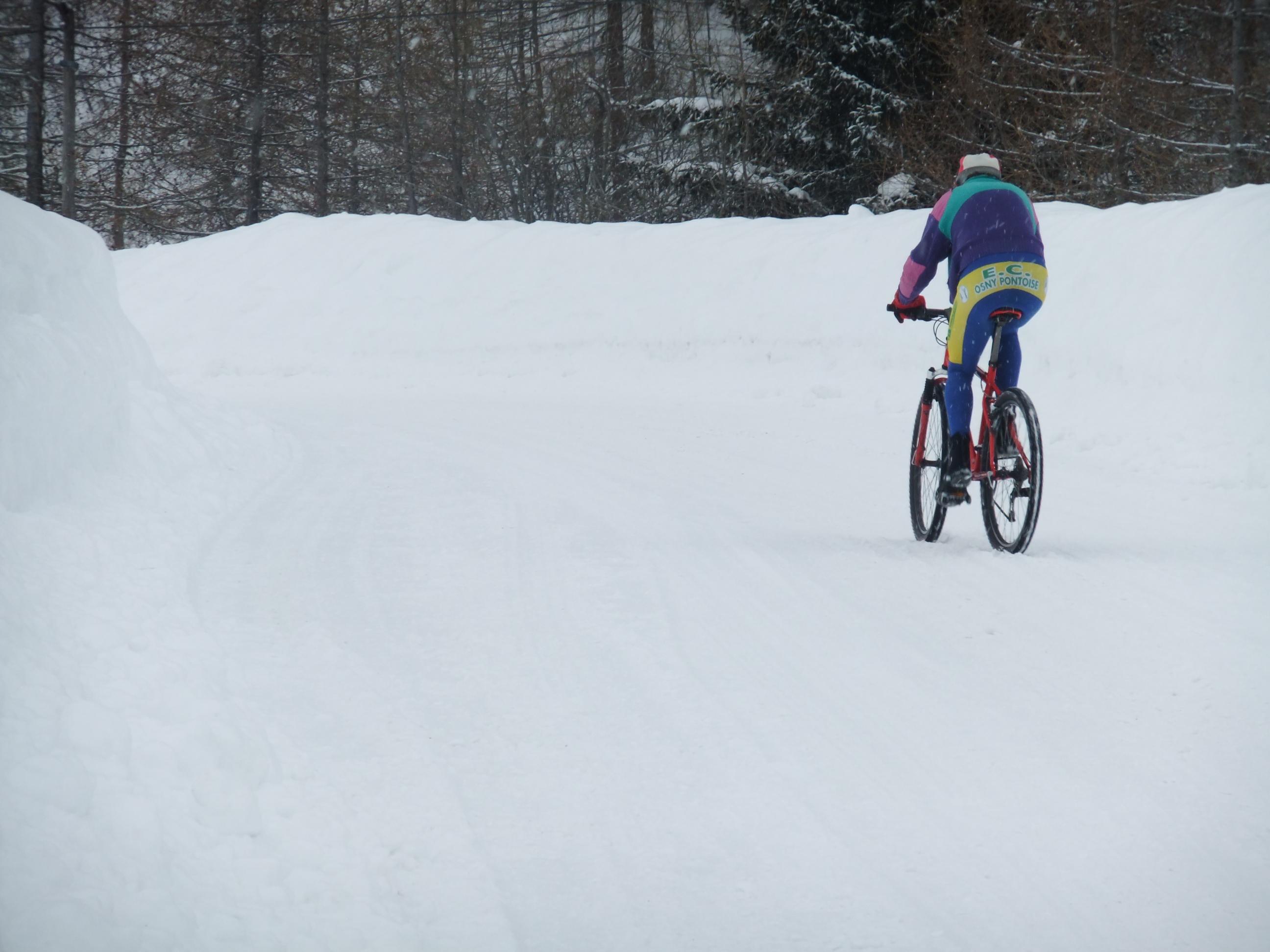 Une rando sympa et facile en hiver itin raires les - La poutre valloire ...