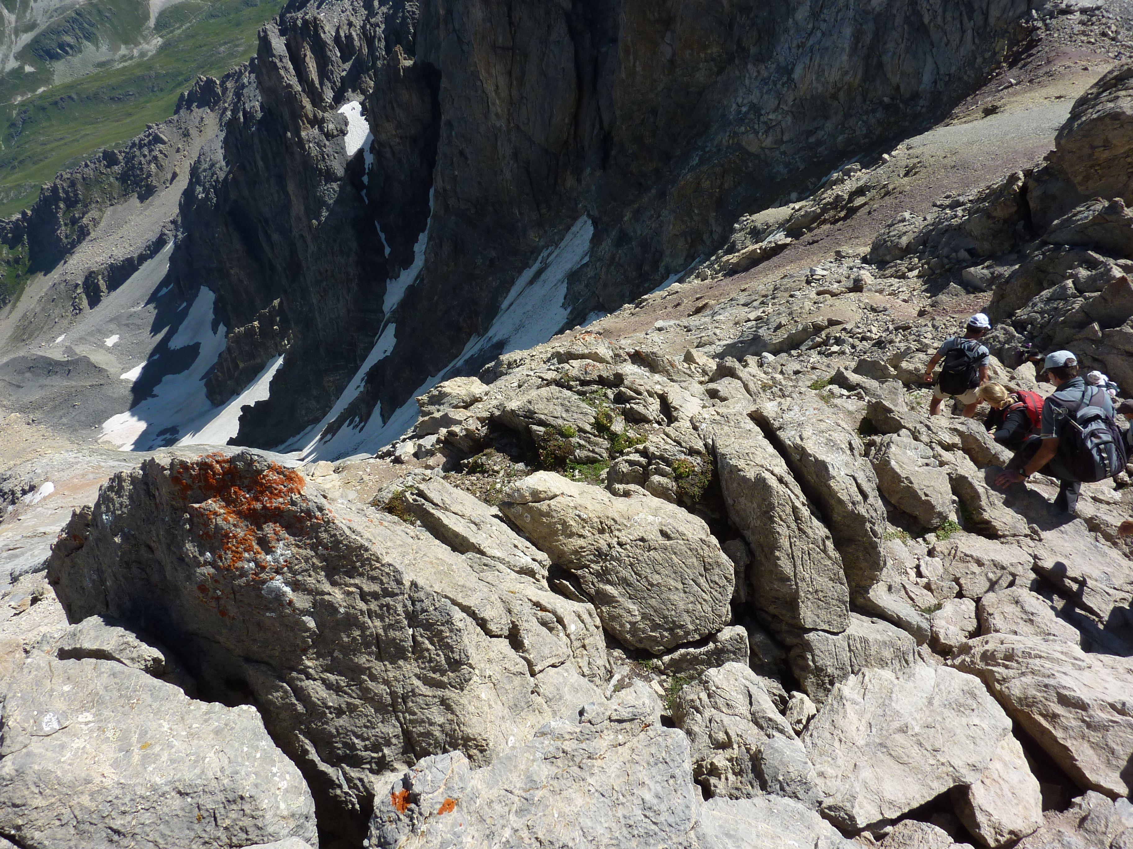 Le Glacier de la Clapière