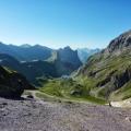 Le lac de la Ponsonnière - Hautes-Alpes