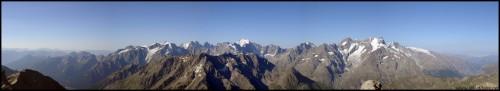 Panorama côté Hautes-Alpes