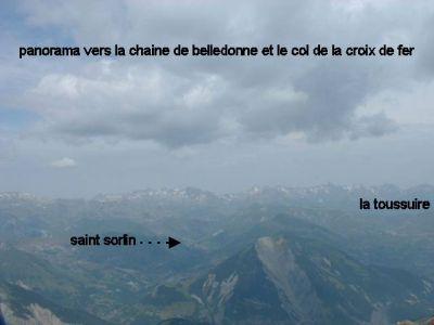 Vers Belledonne
