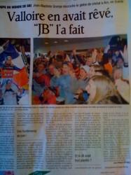 L'Article de Jean Philippe Meynieu