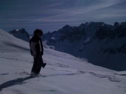D'excellentes conditions pour un ski de printemps avant l'heure...